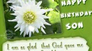 Birthday wishes for Son birthday quotes birthday messages ...